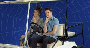 "DISNEY CHANNEL/DISNEY XD SPECIALS - ""A Fan's Guide to Spider-Man: Homecoming"" (Disney Channel/Paul Hebert) ZENDAYA, TOM HOLLAND"