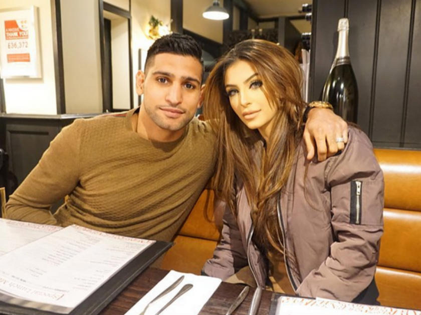 Amir-Khan-and-Faryal-Makhdoom1