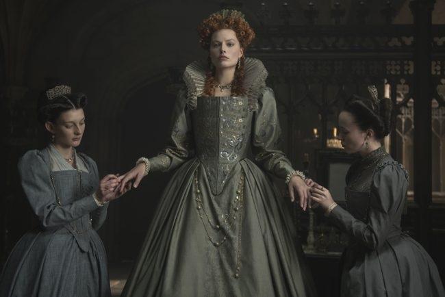 تصویری از فیلم مری ملکه اسکاتلند