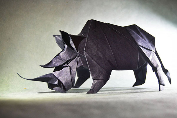 اوریگامی هایی زیبا که موجب شگفتی شما خواهد شد