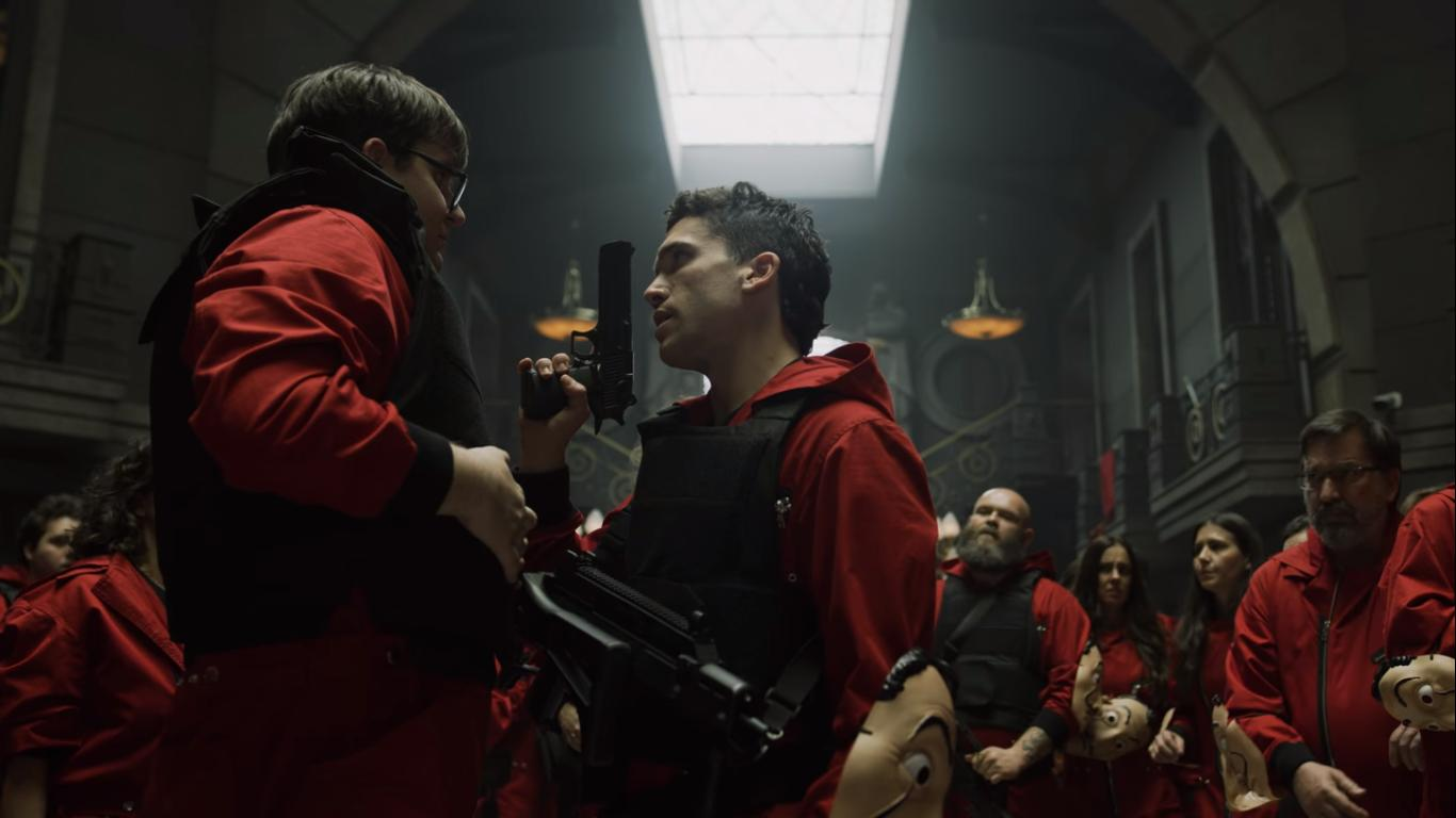 Money Heist Season 2 Episodes Download