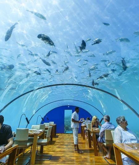 با منحصربهفردترین رستوران های جهان آشنا شوید